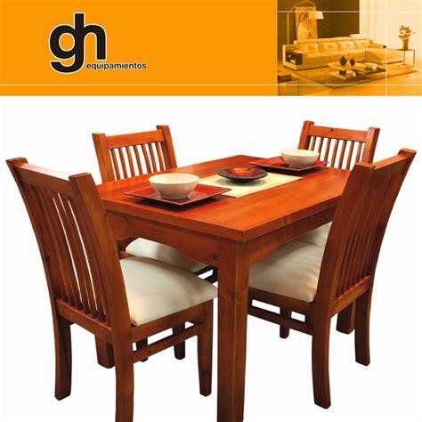 modelos de sillas para comedor sillas para cocina comedor mesa living madera maciza gh