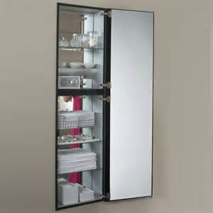 robern m series length mirrored cabinet modern
