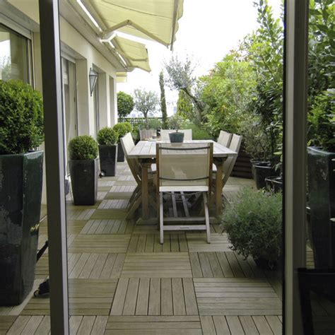 Amenagement Balcon En Longueur 2228 by Sup 233 Rieur Refaire Une Terrasse Pas Cher 8 Comment
