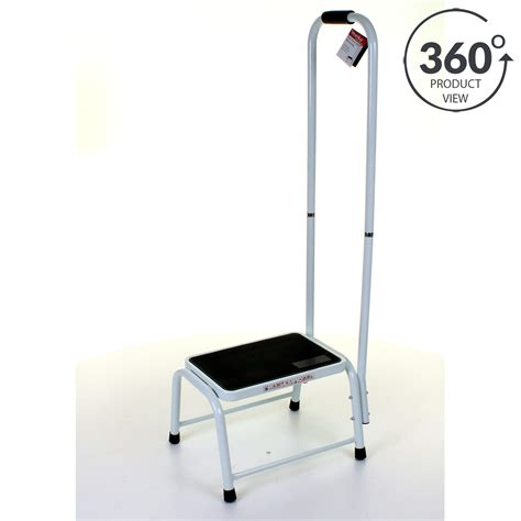 Kitchen Step Stool With Handle by Marko Non Slip Safety Step Stool Support Bath Kitchen