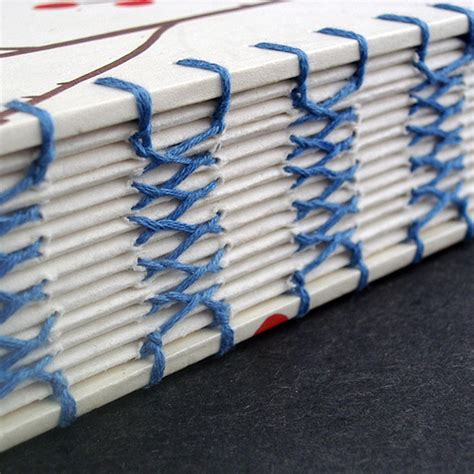 Handmade Bookbinding - awesome handmade books link stitch bookbinding