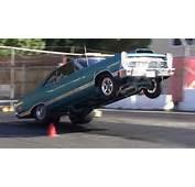 1967 Fairlane SBF 5spd BIG Wheel Stands  YouTube