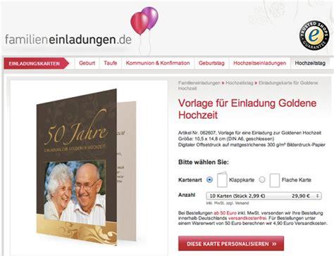 Muster Einladung Goldene Hochzeit Einladung Zur Goldenen Hochzeit Vorlage Muster