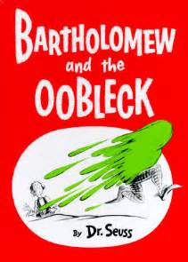 the teaching bug oobleck experiment freebie for dr seuss