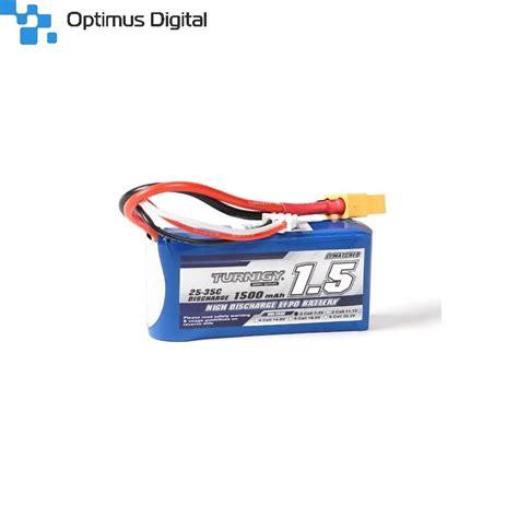 turnigy 1500mah 2s 25c lipoly battery w xt60