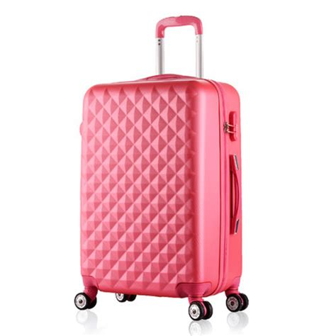 popular pink suitcase buy cheap pink suitcase lots from