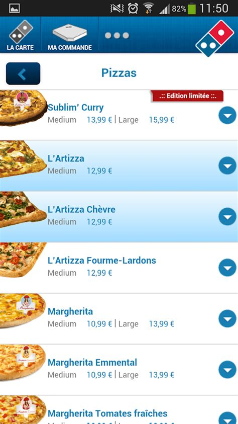 domino pizza france domino s pizza france android apps on google play