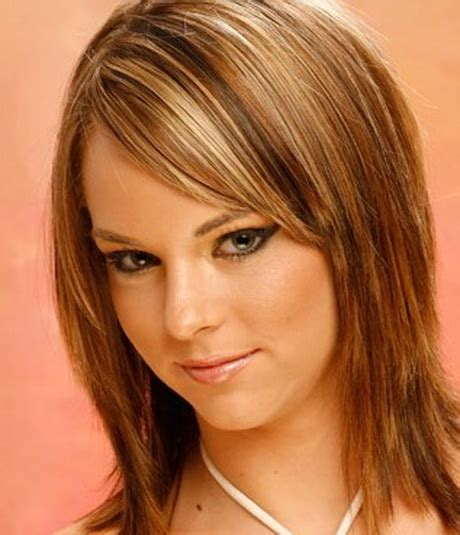 heavily layered shoulder length hairstyles shoulder length layered haircuts for women