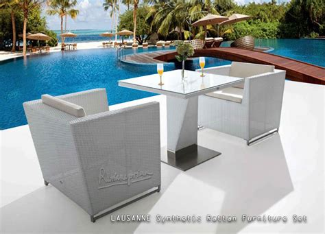 Synthetic Wicker Patio Furniture Outdoor Wicker Furniture