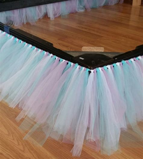 Tutu Bed Skirt Tulle Gold by Chandeliers Pendant Lights