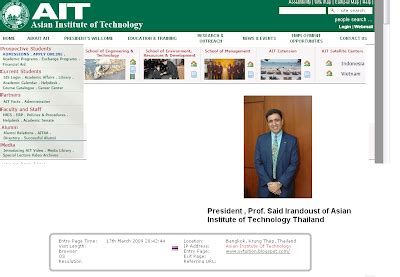 Ait Bangkok Mba by Thanks To Ait Of Thailand Accounting Education