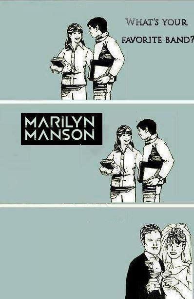Marilyn Meme - marilyn manson my wedding and romantic on pinterest