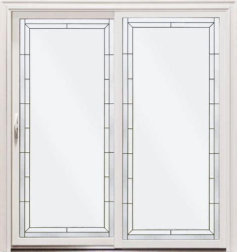 Aluminum Clad Patio Doors Mastercraft Chippewa Aluminum Clad 72 Quot X 80 Quot Sliding Patio Door W 1 Lite Patina Glass At Menards 174
