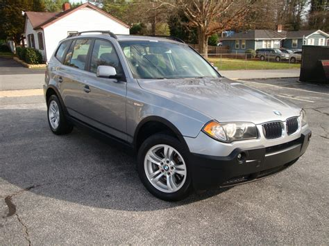 bmw 2005 x3 picture of 2005 bmw x3 3 0i exterior
