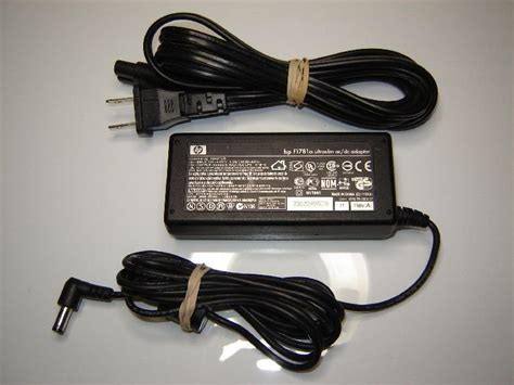 Adaptor Notebook Hpcompaq Original original oem hp compaq f1781a 19v 3 16a notebook ultraslim