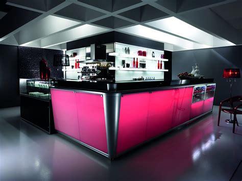 bar comptoir moderne zerodieci glass