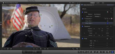 final cut pro grading more final cut pro x screenshots show off advanced color