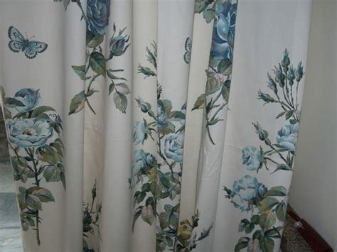laura ashley bedroom curtains curtains made with laura ashley memento duck egg laura