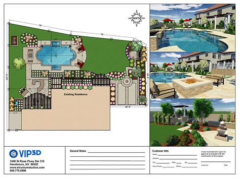 pool design software construction planning software outdoor living design