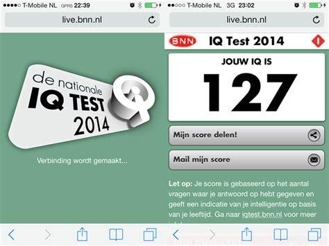 sle of iq test sale haarverf de iq test lifelog sinds 2001