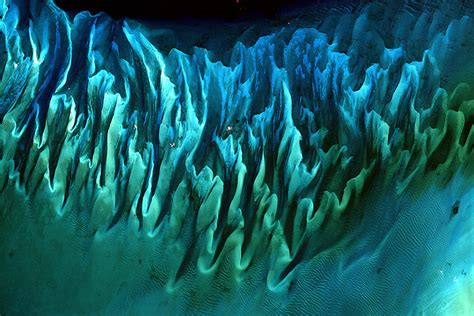 into the blue underwater sounds of nature for relaxation underwater sand dunes cover ocean floor in the bahamas