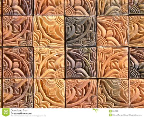 fancy tiles close up stock photography image 364712