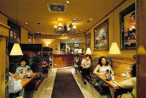 bar and seating area picture of black angus steakhouse