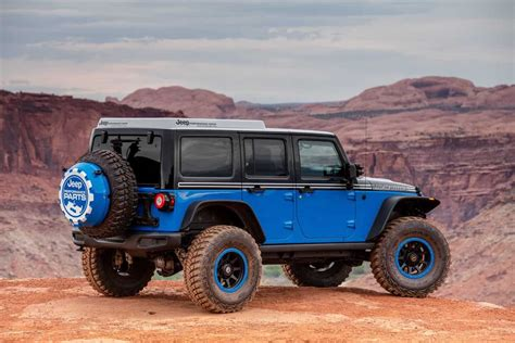 Lu Jeep 2017 moab jeep concept vehicles released expedition portal