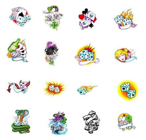 dice tattoo designs dice art dice tattoos what do they dice tattoos designs