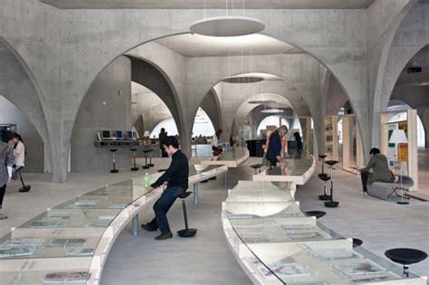 art design university japan 37 modern libraries from around the world