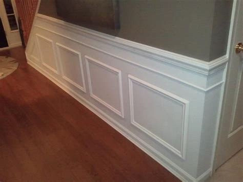 Do It Yourself Wainscoting diy wainscoting do it yourself wall decor and the wall