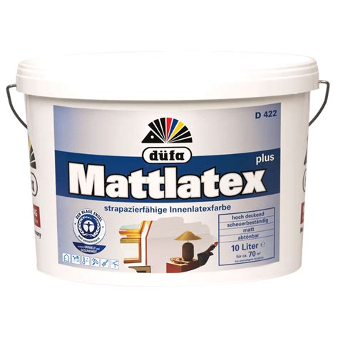 latexfarbe matt abwaschbar wandfarbe matt caparol profi matt 15 ltr wei