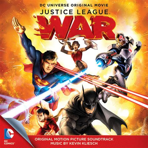 full movie justice league war justice league war original motion picture soundtrack
