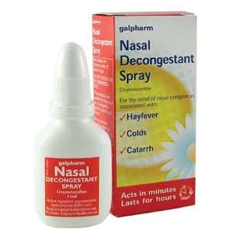 Decongestant Also Search For Opinions On Decongestant