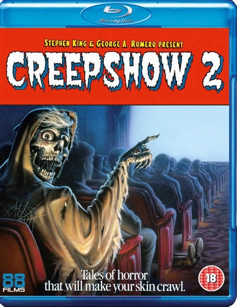 film blu ray ultime uscite creepshow 2 blu ray comes to the uk from 88 films