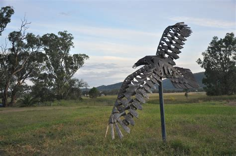 And Bird Sculptures by Metal Bird Sculpture Eagle By Willcarrsculptures On Deviantart