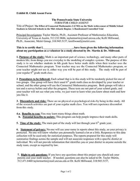 informed consent template for research best photos of informed consent in research research