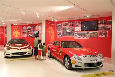 museo ferrari new museo ferrari opens its doors permanent f1 displays