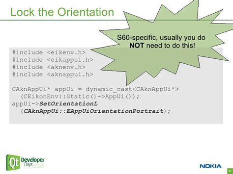qt lock layout copy your favourite nokia app with qt