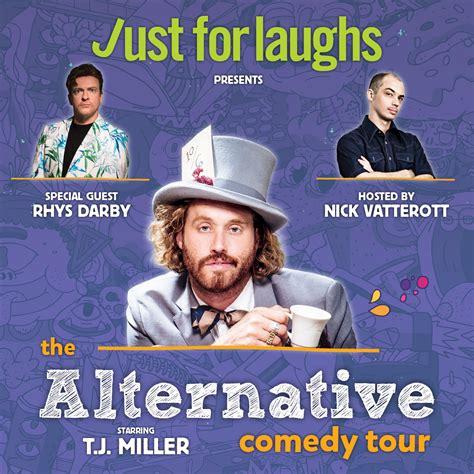 laughs  alternative comedy  kelowna