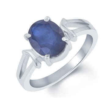 Blue Sapphire 8 2ct buy 2 2ct blue sapphire gemstone rings