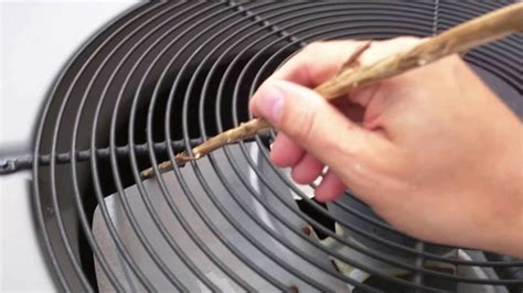 air conditioner fan not spinning how to reset or fix your air conditioner yourself fan won
