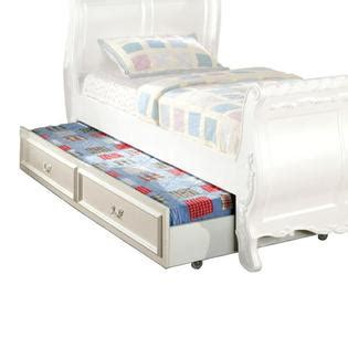 kmart trundle bed venetian worldwide alexandra twin trundle home