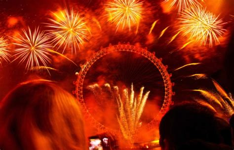 best place to celebrate new year in uk the seven best places to celebrate new year s