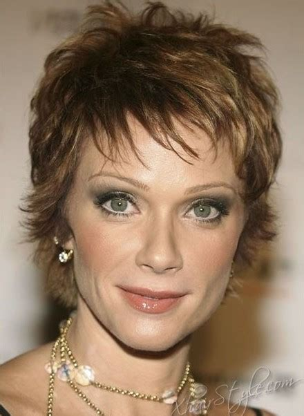 older women layered hairstyles short hairstyles for older women the xerxes
