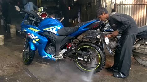 Permalink to Suzuki Bike Wash
