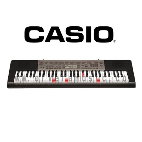 Casio 61 Key Portable Light Up Keyboard Olvera