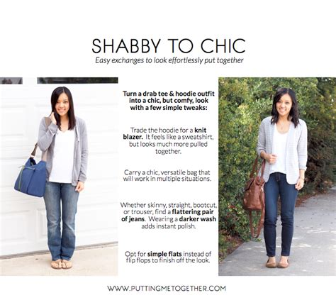 Putting It Together Cheap Chic by Shabby To Chic Drab Hoodie To Knit Blazer Putting Me