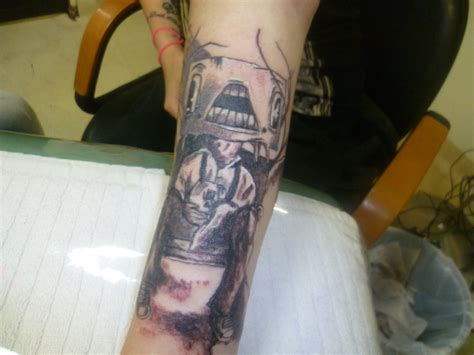 disturbed tattoo disturbed by passionismycrime on deviantart