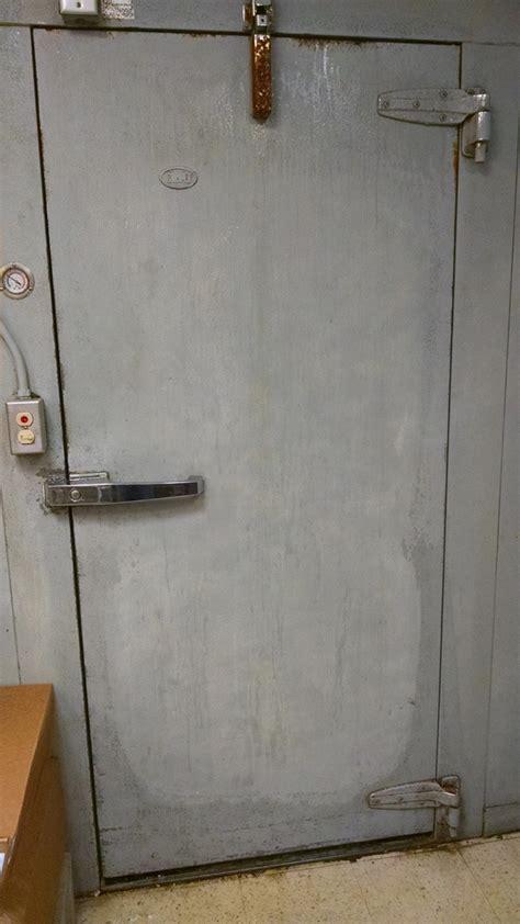 walk in freezer door mcdonald refrigeration inc